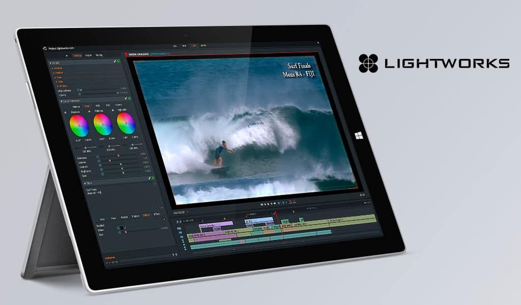 Lightwork Ücretsiz Video Editleme Programı